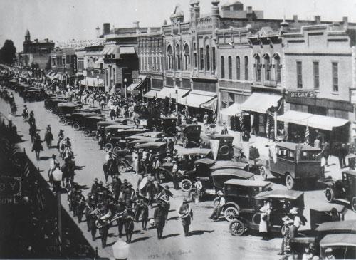 Main Street 1928