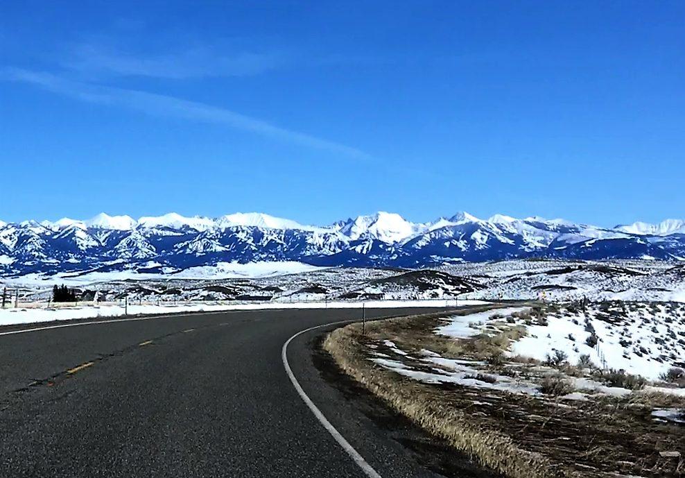The Road to White Sulphur